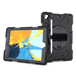 Protect.it Rugged Case with hand and shoulder st Apple™ Car repair shop