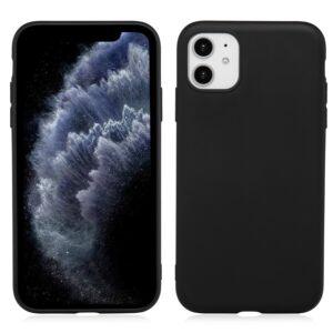 Monkey Soft Slim TPU Silicone Phone Case black