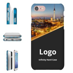 Infinity housse Hard Case 3D Apple™ Articles promotionnels