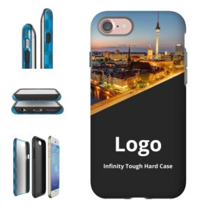 Infinity Tough Case 3D printing with TPU bumper Apple™ Daily use