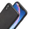 Smartphone case black biodegradable for iphones