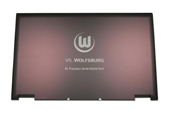 dell-laptop-notebook-gravur-lasergravur-branding-logo-vfl-wolfsburg