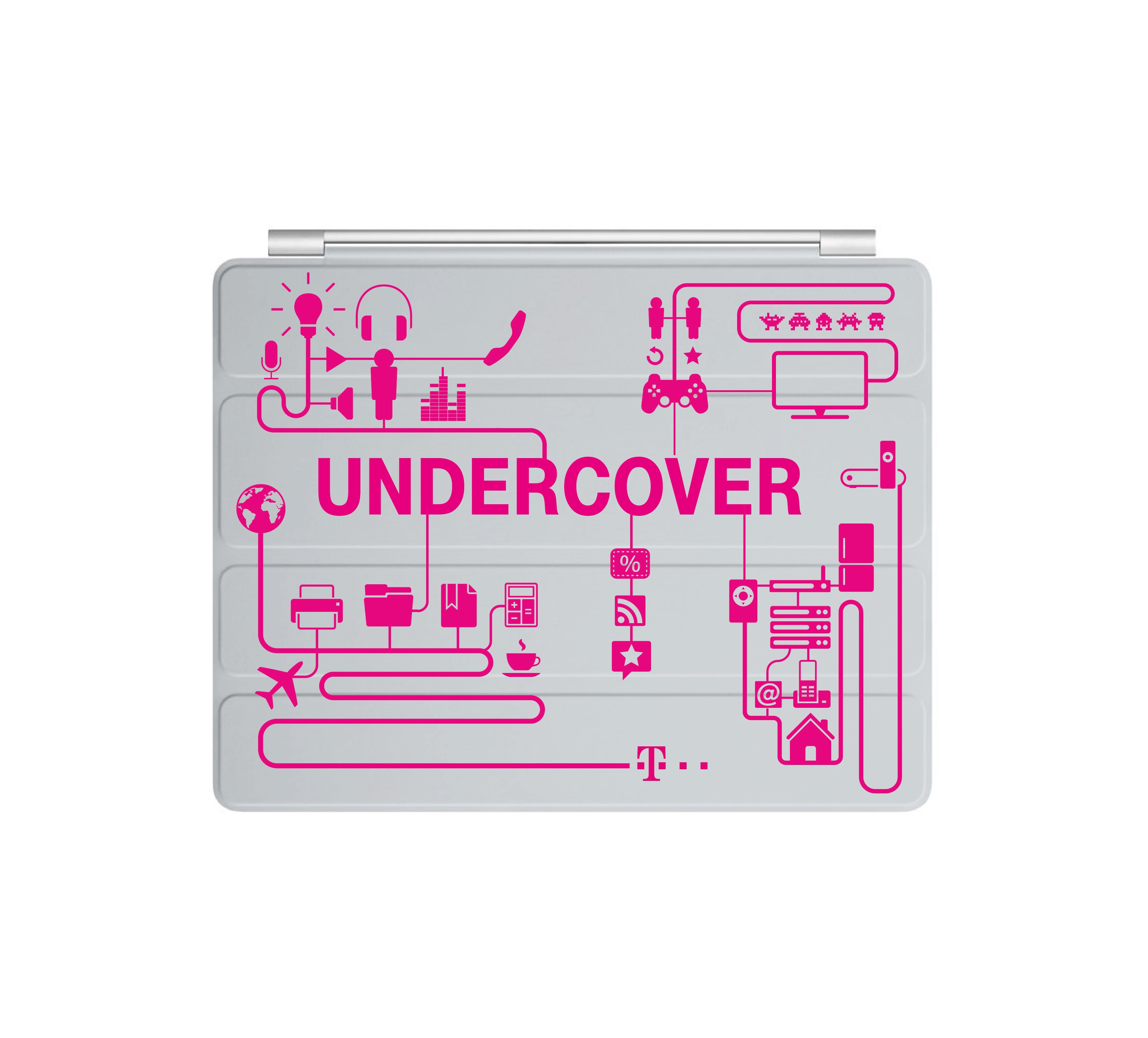 Smart Cover Undercover Telekom
