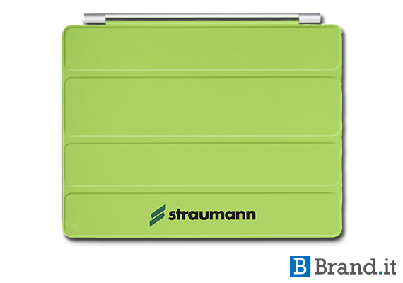 ipad-smart-cover-case-branding-bedruckt-custom-printed-with-straumann-logo