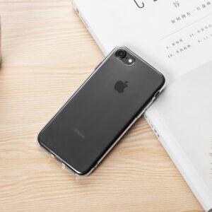 Monkey Soft Slim TPU Silicone Phone Case transparent