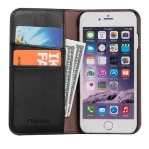 Flamingo Wallet Flip Case Apple™ Daily use