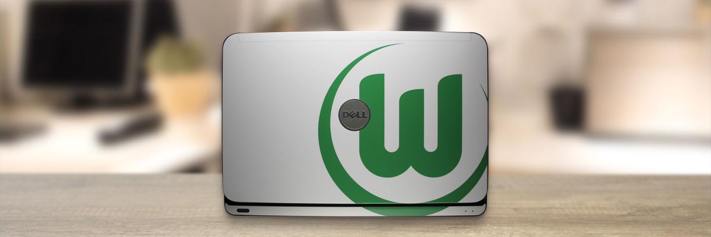 laptop folie branding schutz brandit