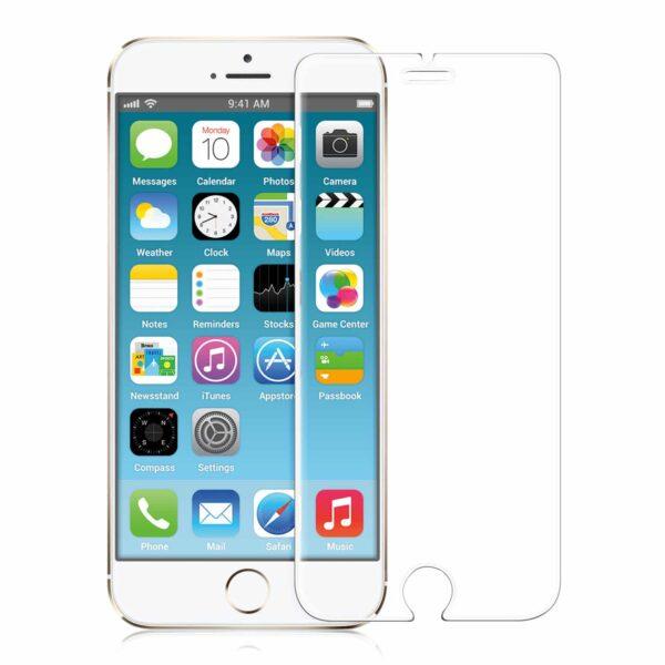 Display Schutzglas Panzerglas 2.5D für Handys