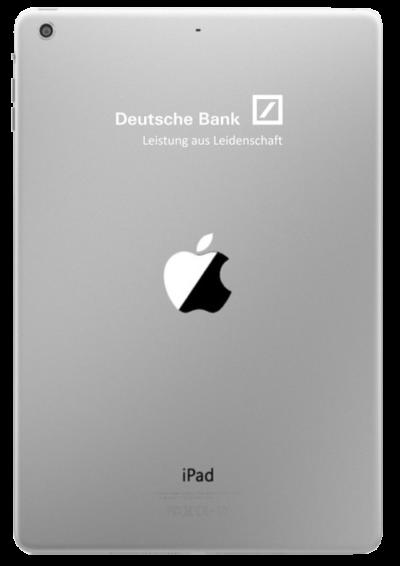 tablet gravur branding laser logo personalisieren